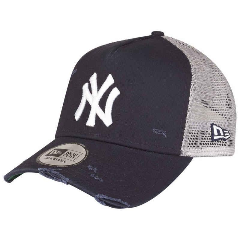 New Era Trucker Cap »Trucker DISTRESSED New York Yankees«