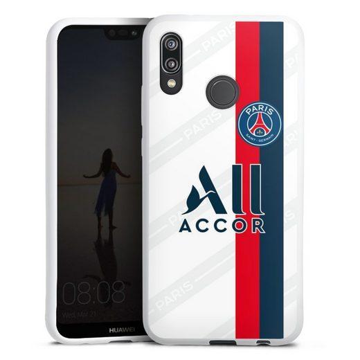DeinDesign Handyhülle »Third Jersey PSG 2019/20« Huawei P20 Lite, Hülle Paris Saint-Germain Trikot PSG