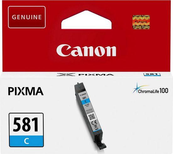 Canon »INK CLI-581 C« Tintenpatrone