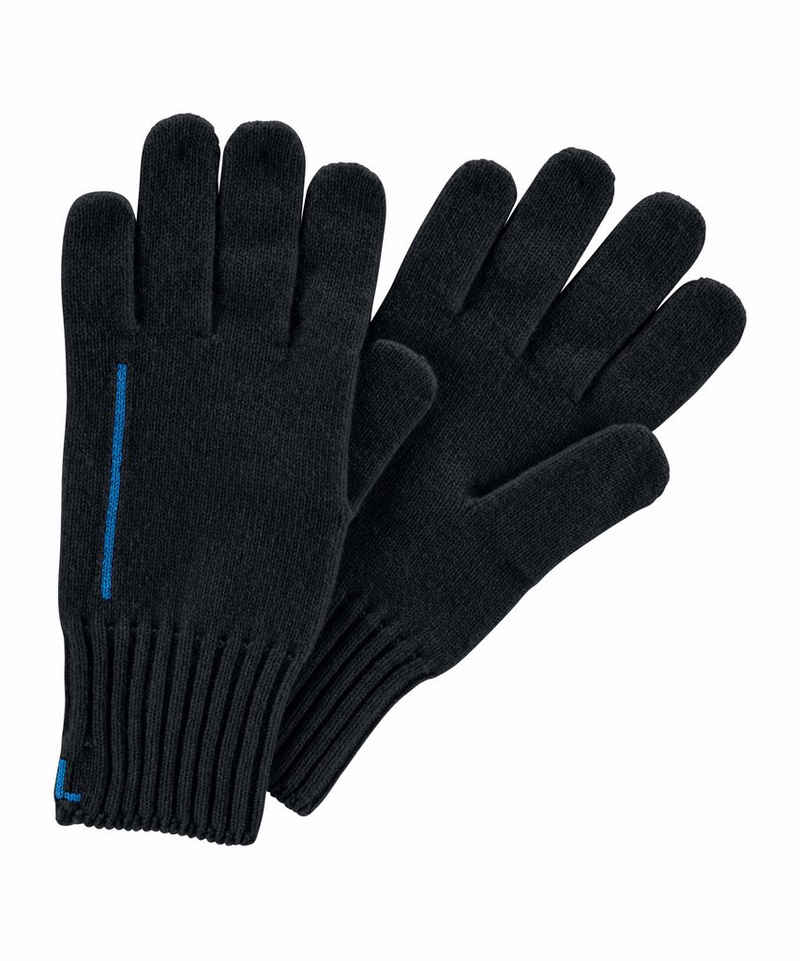 FALKE Strickhandschuhe aus Schurwolle und Kaschmir