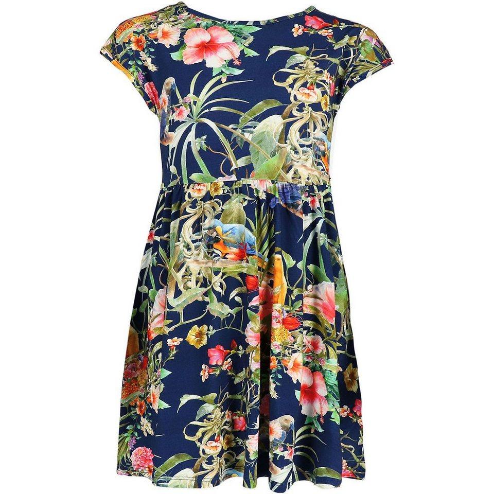 Mexx Kleid für Mädchen, hautfreundlicher Baumwolljersey mit Stretchzugabe  online kaufen  OTTO