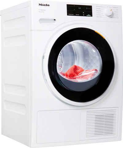 Miele Wärmepumpentrockner T1 White Edition TSJ663 WP Eco&9kg, 9 kg