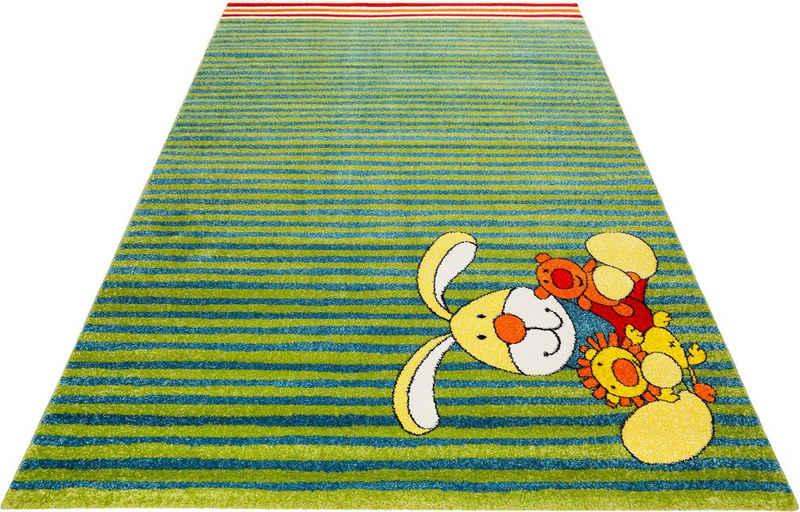 Kinderteppich »Semmel Bunny«, Sigikid, rechteckig, Höhe 13 mm