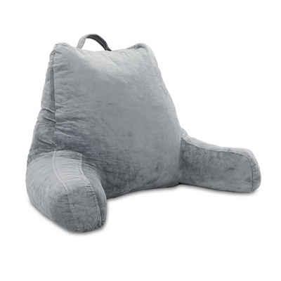 aktivshop Sitzkissen »Rückenkissen mit Armlehnen«