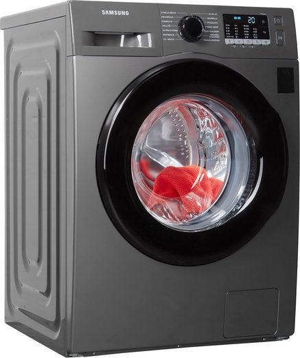 Samsung Waschmaschine WW5000T INOX WW70TA049AX, 7 kg, 1400 U/min, FleckenIntensiv-Funktion