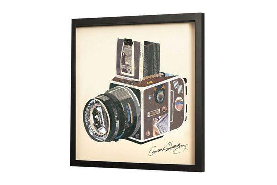KUNSTLOFT Bilder-Collage »Best Shot«, trendiges Frame Art 3D Bild