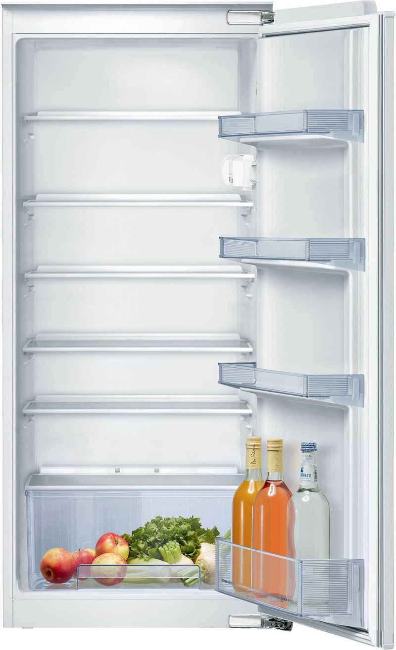 NEFF Einbaukühlschrank N 30 K1545XFF1, 122,1 cm hoch, 54,1 cm breit
