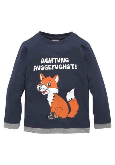 KIDSWORLD Langarmshirt »Fuchs«