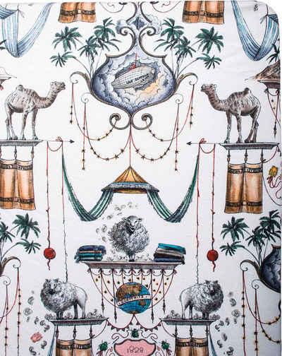 Spannbettlaken »Centuries«, zoeppritz, Design mit dem besonderen Etwas