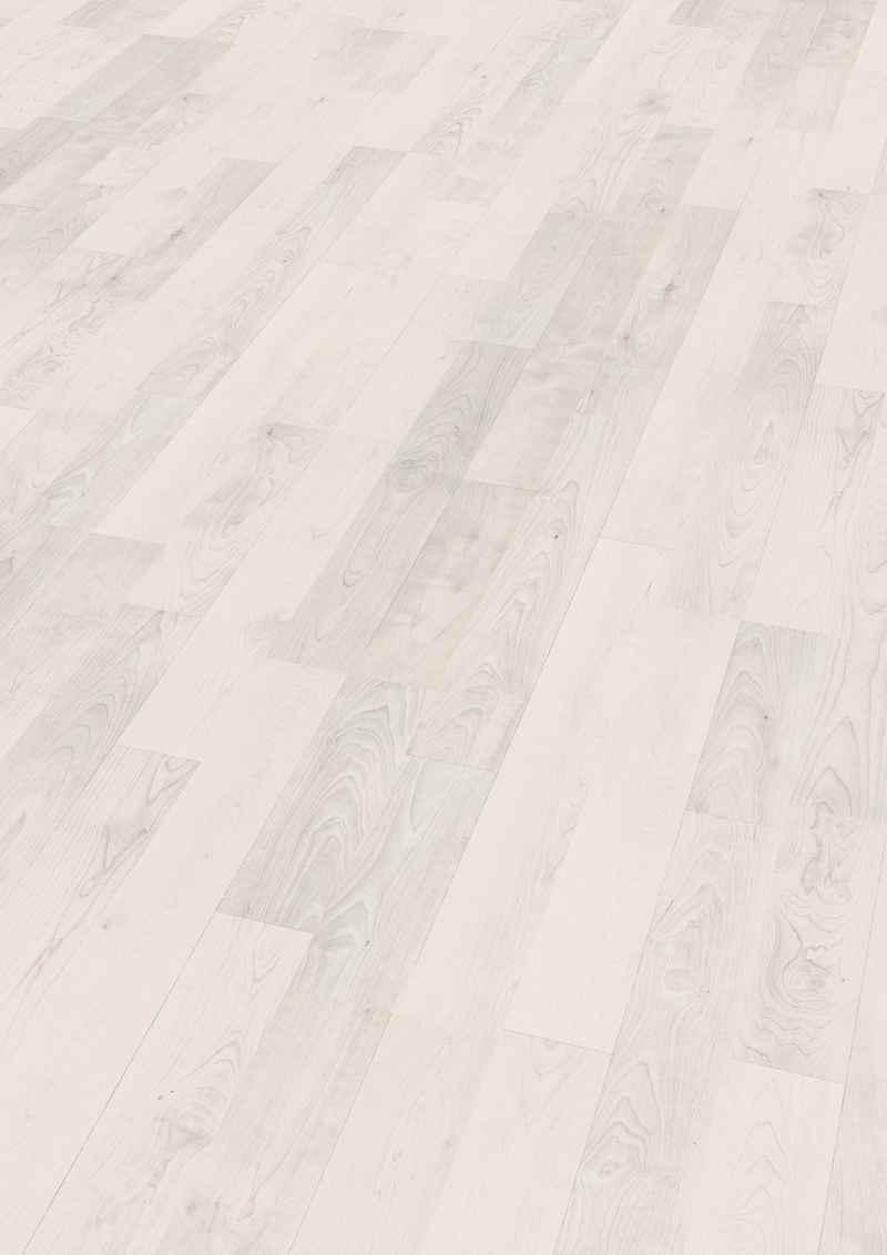 EGGER Laminat »EHL151 Ascona Wood weiss«, Holzoptik, universell einsetzbar, 7mm, 2,494m²