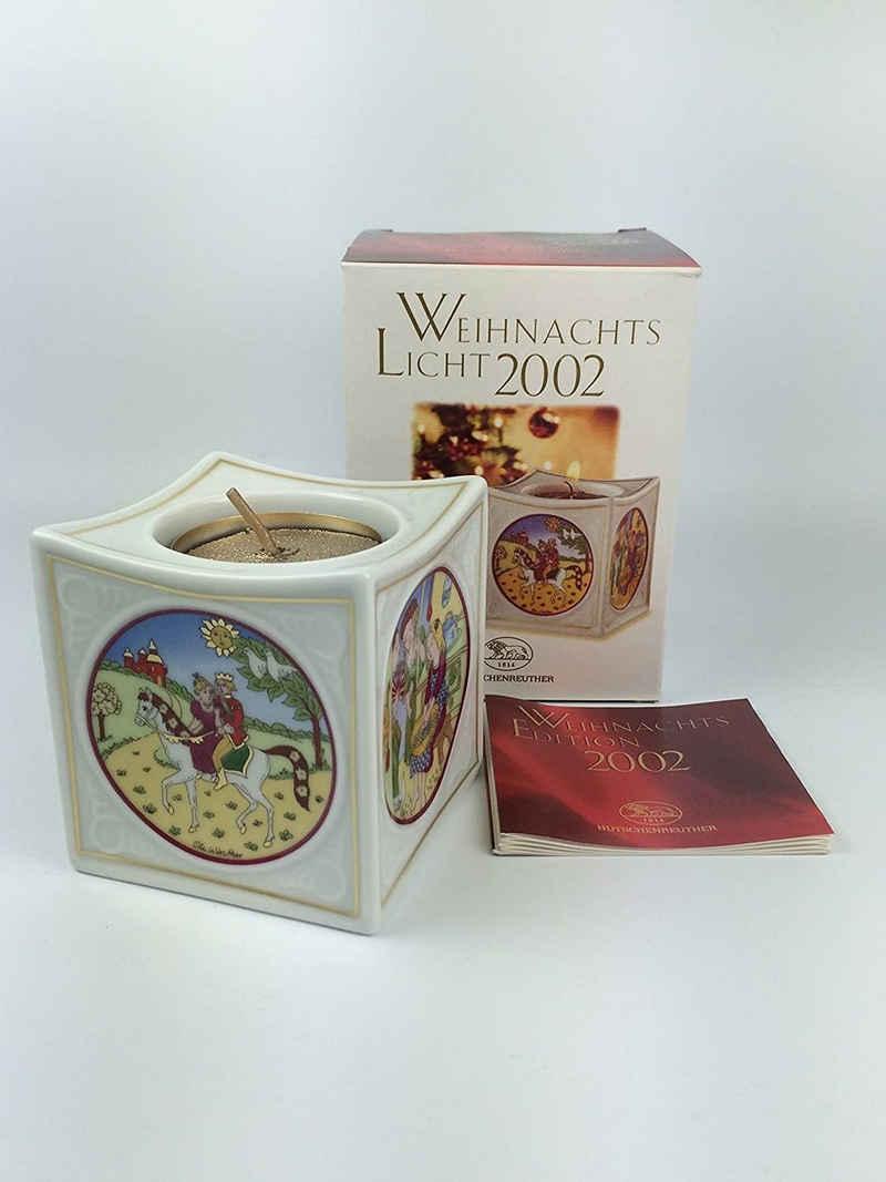 Hutschenreuther Teelichthalter »Licht 2002 in OVP - 2002«