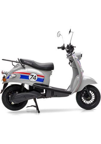 Nova Motors E-Motorroller »eRetro Star Edition 74«...