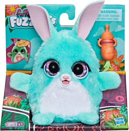 Hasbro Plüschfigur »furReal Fuzzalots Hase«