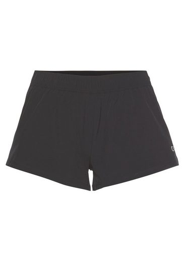 Calvin Klein Performance Sporthose »WOVEN SHORT W/ INNER BRIEF« mit CK Logo-Ptrint
