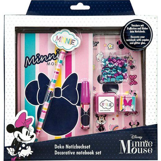 UNDERCOVER Deko-Noizbuchset Minnie Mouse
