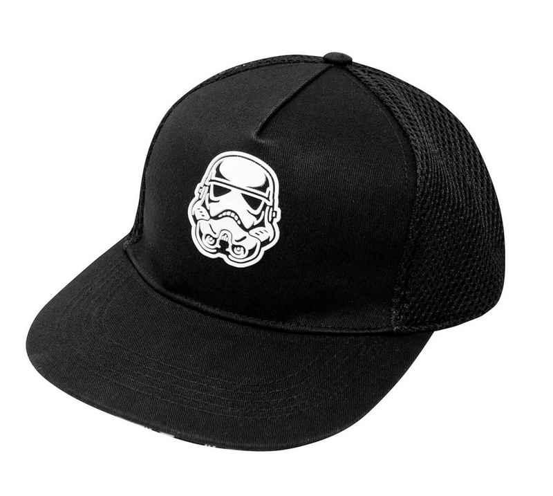 Star Wars Baseball Cap »STAR WARS Logo Snapback Cap STORMTROOPER Neu«