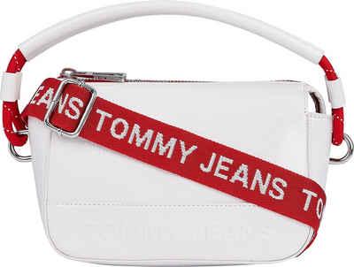 Tommy Jeans Umhängetasche »TJW FEMME CROSSOVER CRINKLE«, mit modischem Seil Detail