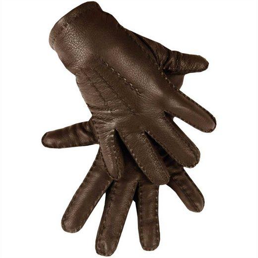 Bestlivings Lederhandschuhe Lederhandschuhe für Damen aus Lamm-Nappaleder, in vers. Größen