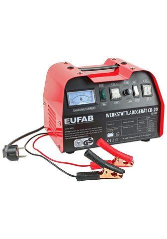 EUFAB »CB-20« Batterie-Ladegerät (14500 mA 1...
