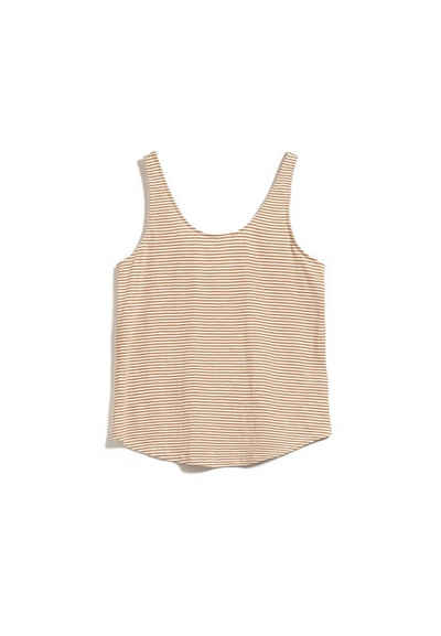 Armedangels Shirttop »AARIANA PRETTY STRIPES Damen Top aus Bio-Baumwolle« (1-tlg)
