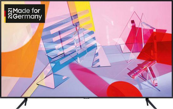 Samsung GQ85Q60TGU QLED-Fernseher (214 cm/85 Zoll, 4K Ultra HD, Smart-TV)