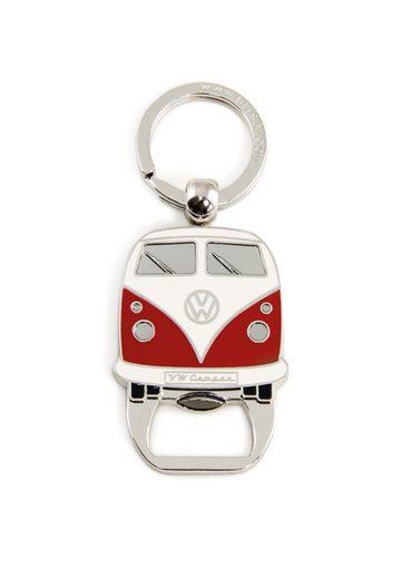 VW Collection by BRISA Schlüsselanhänger »VW Bulli T1«, Softemaille/Vernickelt
