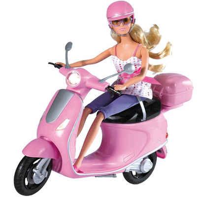 SIMBA Anziehpuppe »Steffi LOVE City Roller«