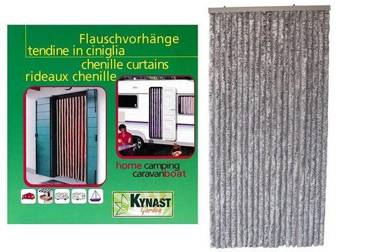 Türvorhang, NATIV Haushalt, Ösen (1 Stück), Türvorhang Chenille für Wohnwagen, Wohnmobil und Terrassen- und Balkontür