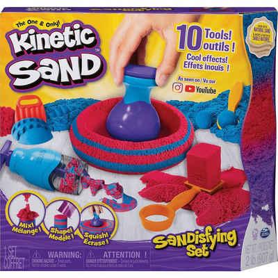 Spin Master Spielsand »Kinetic Sand Sandisfying Set«