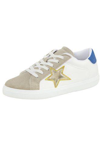 heine Sneaker su Stern-Applikation
