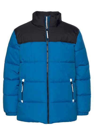Scout Steppjacke »PUFFER« mit Color-Blocking