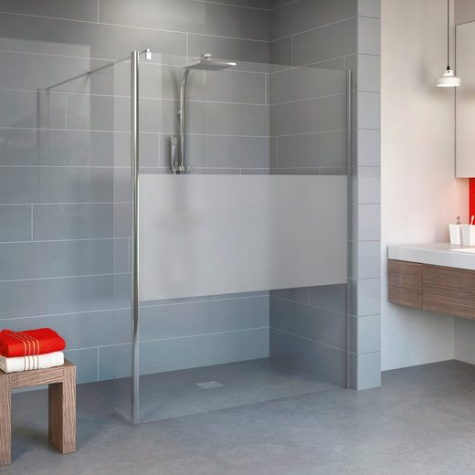Schulte Walk-in-Dusche »Alexa Style 2.0«, Sicherheitsglas