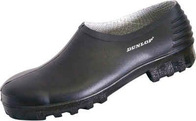 Dunlop_Workwear »814 P« Clog Galosche schwarz