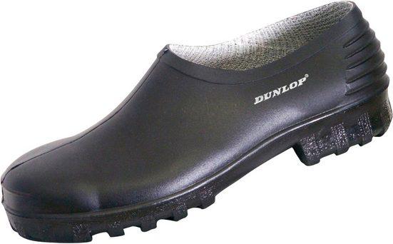 Dunlop »814 P« Clog Galosche schwarz
