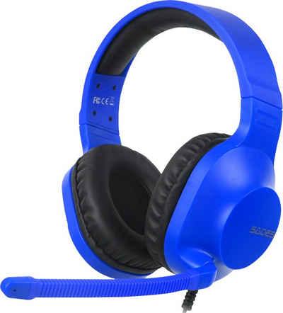 Sades »Spirits SA-721« Gaming-Headset (Kompatibel mit PS4, PS5, Xbox One, Xbox Series X/S und Nintendo Switch)