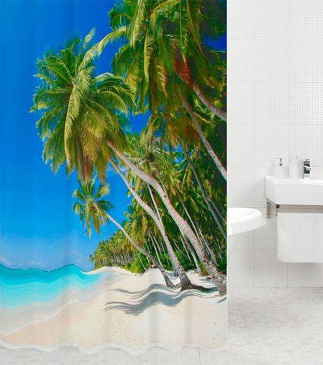 Sanilo Duschvorhang »Karibik« Breite 180 cm, Höhe 200 cm