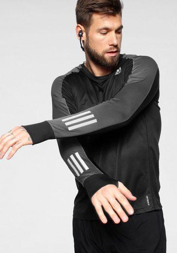 adidas Performance Laufshirt »OTR LONGSLEEVE M«