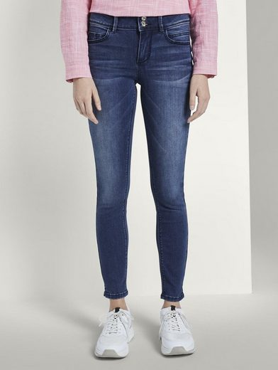TOM TAILOR Skinny-fit-Jeans »Alexa Skinny Contour Effect«