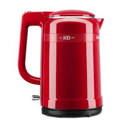 KitchenAid Wasserkocher 5KEK1565HESD Wasserkocher 1,5L, 1.5 l, 2400 W