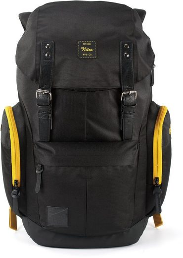 NITRO Freizeitrucksack »Daypacker Golden Black«
