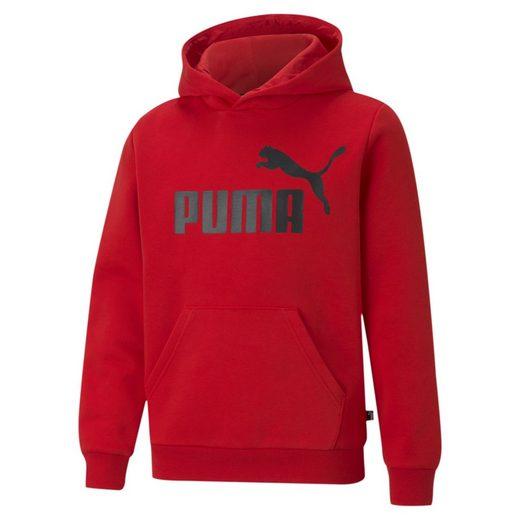 PUMA Sweater »Essentials Jugend Hoodie mit großem Logo«