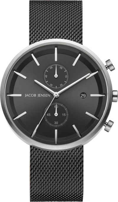 Jacob Jensen Chronograph »626«