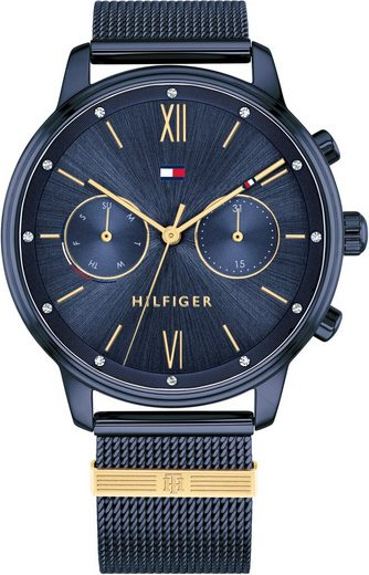 TOMMY HILFIGER Multifunktionsuhr »Casual, 1782305«