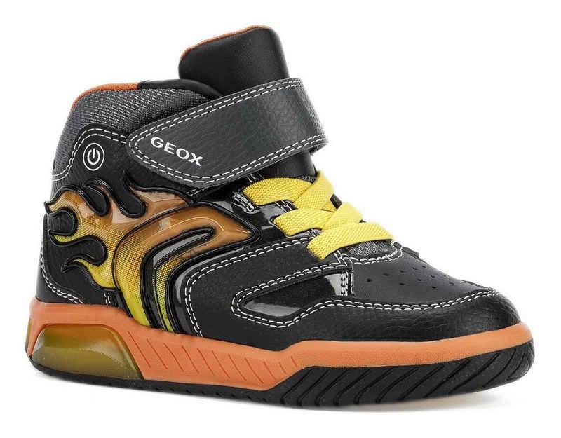 Geox Kids »Blinkschuh« Sneaker herausnehmbare Innensohle