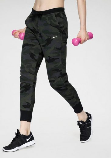 Nike 7/8-Hose »7/8 Fleece Camo Training Pants«