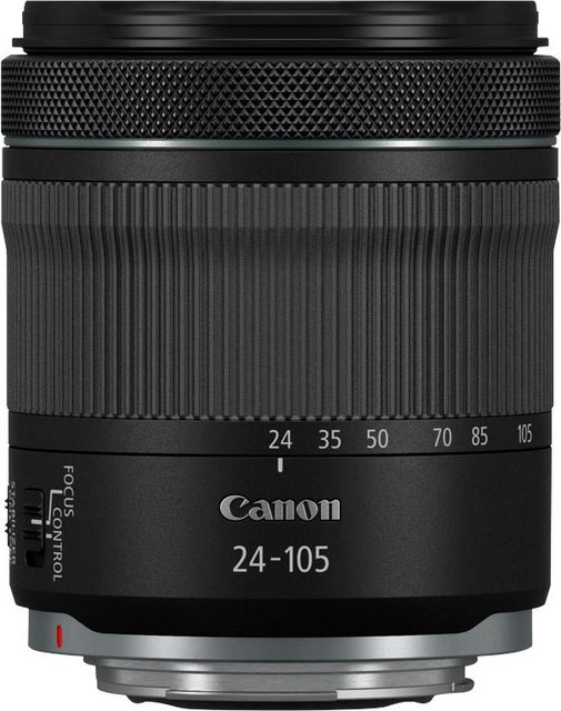 Objektive - Canon »RF 24 105mm F4 7.1 IS STM« Objektiv  - Onlineshop OTTO