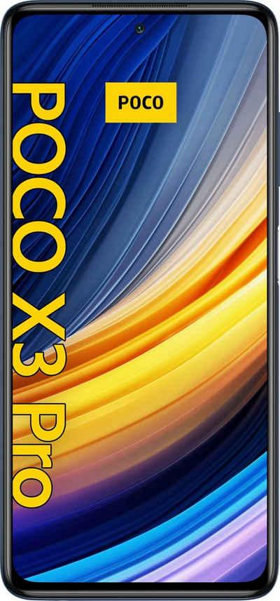 Xiaomi POCO X3 Pro Smartphone (16,9 cm/6,67 Zoll, 256 GB Speicherplatz, 48 MP Kamera)