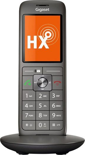Gigaset »CL660HX Duo« Schnurloses DECT-Telefon (Mobilteile: 2)