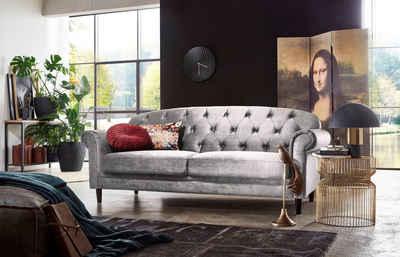ATLANTIC home collection 2-Sitzer, mit Stauraum unter der Sitzfläche