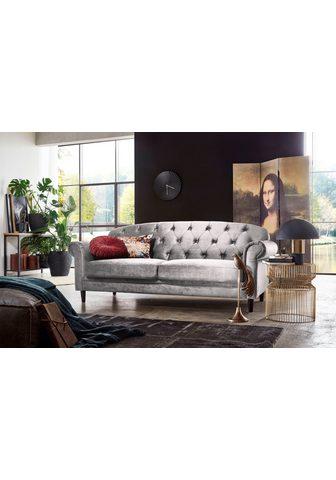 ATLANTIC home collection 2-Sitzer su Stauraum unter der Sitzflä...
